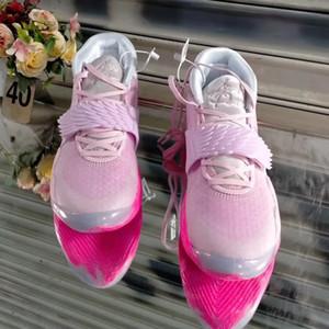 Les meilleurs KD 12 Kevin Duran tante Kay ventes de Pearl Yow Chaussures de sport Hot Kevin Durant 12 chaussures de basket-ball Chaussures de sport taille gros 40-46