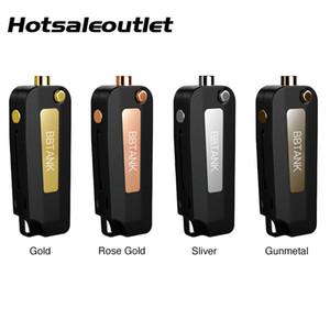 Authentische BBtank Key Box Akku 350mAh Vape Mod 3.7V oder Variable Voltage Battery Fit 510 Glass Vape Cartridges Vaporizer versteckter USB-Ladegerät