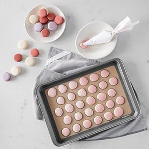 Silicone cottura Mats cottura Liner migliore del forno del silicone Mat Isolamento termico rilievo Bakeware Tabella Mat Baking Pastry Tools DH0659