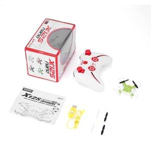 Syma X12 Mini-6-eixo giroscópio 4CH RC Mini Quadrotor 2.4 Ghz controle remoto