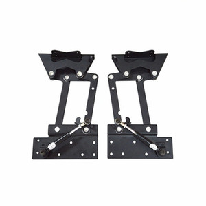 Up Top Coffee DIY Hardware Furniture Hinge Gas Hydraulic 350N 50kg Table Lift and Folding computer desktop table hinges