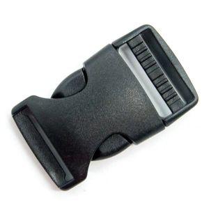 Fabrik vor Ort Großhandel Gepäck Zubehör Kunststoff Schnalle Kunststoff Rucksack Karte Knopf Schnalle kann angepasst werden Umwelt B34588