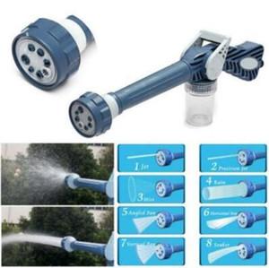 متعددة الوظائف 8 في 1 رذاذ المياه بندقية الصيدلي حديقة البخاخ البلاستيك خرطوم الأنابيب Conector عز جت المياه المدفع البخاخ أدوات 40PCS CCA11545-A