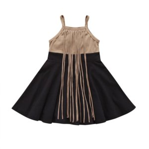Wholesale Price Summer Fancy Sleeveless European Style Baby Girl Fancy Dress From China Supplier Clothing 1910503219