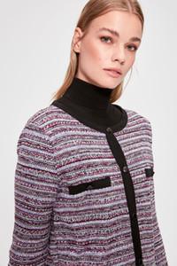 Trendyol Outerwear & Coats Clothing Sweater Looking Knitted Coat TWOAW20CE0281 Trendyol Women's Outerwear & Coats Women's Clothing Sweater L