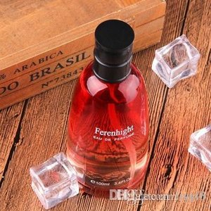 New red women perfume 100ml Perfume Deodorant Long lasting Fruity Fragrance Parfum Eau de Toilette Spray Incense Scent