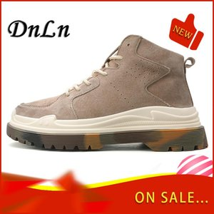 High Quality Autumn Winter Boots Men Fashion Boots Handmade Outdoor Warm Winter Shoes 6#25 20D50