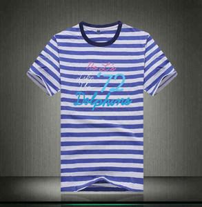 886 s-5xl nuevo estilo Hot Sales con estilo 3D Print Pink Dolphin Camisetas Neck Top Tee