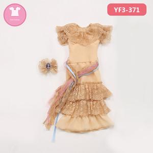 BJD vêtements supia fille nouveau corps 1/3 BJD SD fille robe belle poupée vêtements de réparation le corps OUENEIFS YF3-371