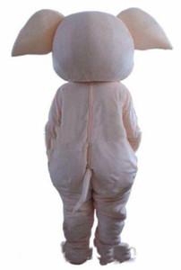 2018 usine vente nouveau Slaughter Pig Mascot Costume Fancy Dress Party Halloween Carnaval Costumes pour les adultes Taille