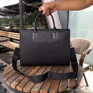 Rosa Sugao Herren Aktentasche Business Taschen pdmetal oberste echtes Leder Kuh Herren Messenger Bag Tote Bag Umhängetasche Schultertasche für Arbeit