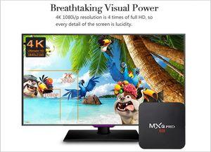1GB+8GB MXQ Pro 4k Android TV Box Allwinner H3 Quad Core Android7.1 TX3 Mini Smart TV BOX X96 MINI SET TOP BOX