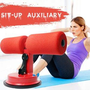 4 Renkler Sit-Ups Karın Egzersiz Ayarlanabilir Yardımcısı Ekipmanları Vantuz Ev Fitness Egzersiz Sağlıklı Karın Lose Weight Y200506