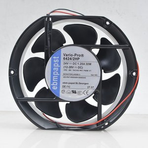 EBM allemand papst 6424/2 ventilateur étanche convertisseur de fréquence ABB 24V 30W 12-28v ABB