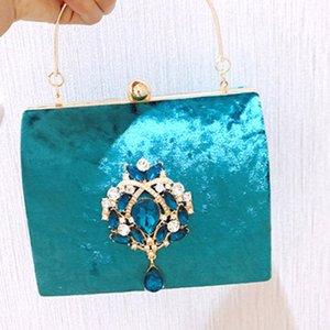 Сумки 2019 Женщины моды кисточкой Клатчи вечерние сумки сумки кошелек Свадебный Dropship маленькая сумка