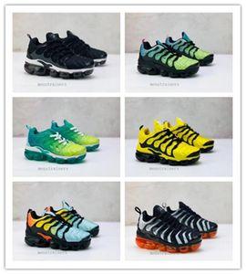 2020 zapatillas deportivas para bebé Además hijos Tn Triple Negro Blanco Rojo Chaussures Enfants Niños Niños Niños Niñas zapatillas de deporte