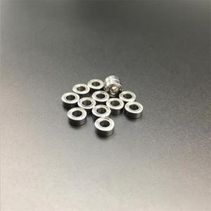 500 pz / lotto MR63ZZ MR63 / L-630 ZZ Cuscinetto a sfere a gola profonda 3x6x2,5 mm Miniatura schermata MR63Z 3 * 6 * 2,5 mm 673ZZ