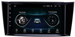 8-дюймовый Android 9,0 3G Автомобиль Радио Мультимедиа Видео плеер для навигации 2001-2010 Mercedes Benz E-Class W211 / W219 CLS / CLK W209 / G-Class W463