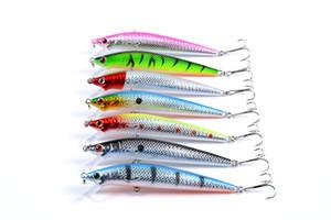 High Quanlity Wobbler Swimming Minnow Laser Crankbait 11.8cm 12.6g Colorful Lifelike Painted Bass bait freshwater fishing lure