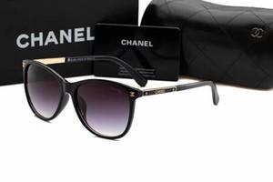 Damga UV400 Full Frame Sunglassesor Kadın Erkek Moda Aksesuar Yüksek Kalite A552 ile 2020 Lüks Desinger Kare Güneş