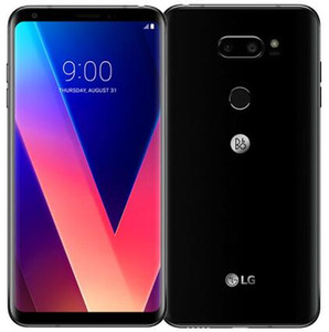 Original Desbloqueado LG V30 4G LTE Celulares RAM 4 GB ROM 128 GB Android Dual Sim Octa Núcleo 6.0 polegada Ultra Slim telefone recondicionado