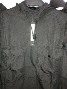 Dong остров Нью-639F2 хлопок нейлон холст промывают GHOST куртку