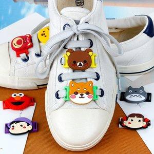 1pc Shoelaces Decoration Baby PVC Shoe Charms Shoe Accessories DIY Shoe Decoration for Kids Favor Kawaii Cute X-mas Gift