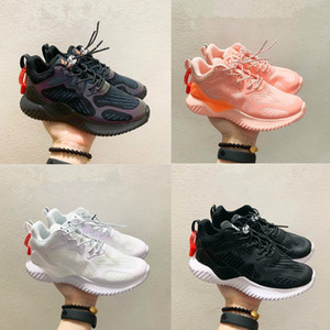 2020 Hot Sale Kids AlphaBounce Beyonds Marbles Shark Outside Running Shoes Black White Alpha Bounce Ice children running shoes