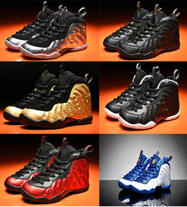 Penny Hardaway Kids Basketballschuhe Pippen Duncan Infant Sports Sneaker Jungen und Mädchen Kinder Kleinkindtrainer