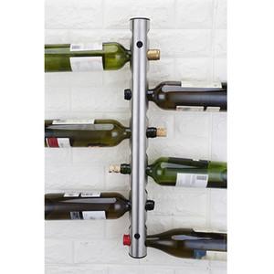 Kreative Wine Rack-Halter 12 Löcher Hausbar Wand Grape Weinflaschenhalter-Ausstellungsstand-Rack-Suspension-Speicher-Organisator Preference