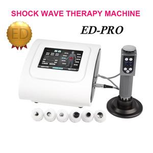 Equipo de terapia de ondas de choque portátil de baja intensidad Gainswave de alta calidad máquina de ondas de choque para tratamientos de dolor en articulaciones ED