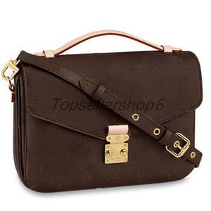 M40780 V Pochette Metis Designer Crossbody Messenger Borse a tracolla Pochette in pelle bovina di genuina di marca di modo delle donne della borsa della borsa di viaggio