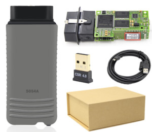 5054A ODIS V5.2. 7 оригинальный AMB2300 Bluetooth 4.0 Oki полный чип 5054A с зуммером UDS 5054 сканер