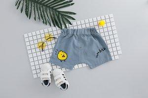 HYLKIDHUOSE 2019 verano ropa de los muchachos de los bebés Trajes niño infantil sistemas de la ropa del traje T camisa cortocircuitos niños de los niños de vacaciones