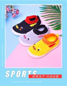 Baby Shoes First Shoes Baby Walkers Toddler First Walker Girl Kids Soft Rubber Sole Shoe Knit Booties Anti-slip B003