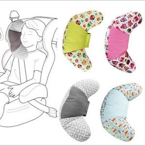 Araba Koltuk Uyku Boyun Yastık Omuz Kayışı Nap Yastık Emniyet Koltuk Koruyucu Yastıklar Seyahat Tahrik Ayrılabilir Bant Yastık Baş Desteği D7046