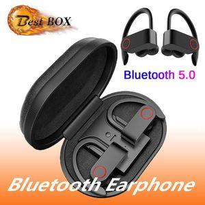 A9 TWS Bluetooth earphones true wireless earbuds 8 hours music bluetooth 5.0 wireless earphone Waterproof sport headphone