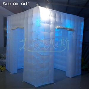 Professionell gestaltete Zelt Ballon aufblasbare Photo Booth, Partyzelt, Bar Stand und Ausstellungszelt für US