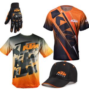Für KTM Sommer Motocross T-Shirts Motorrad-Tops Männer Jersey Schnell trocknend Racing Hemd Moto Camiseta Dirt Bike T-Shirt