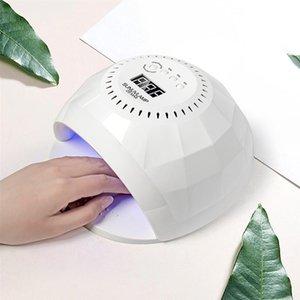 UV ногтей Маникюр Light 120W UV Nail Enamel Осушитель Manicure Лампа для Nail Art Beauty Salon (/ Великобритания Plug США / ЕС)