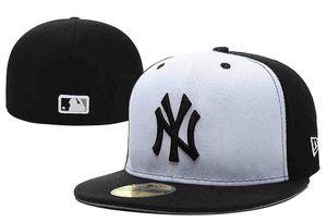 New Style Hot Mützen hohe Qualität New Yorker Designer Mütze Yankees Teams Logo-Stickerei-Hut Hip-Hop im Freien Sport-Kappen Mix bestellen