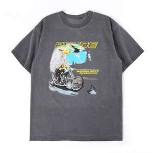 dongguan_ss 2020ss Футболка Tee Мужчина Женщина Vintage Повседневные футболки высокого качество Tops