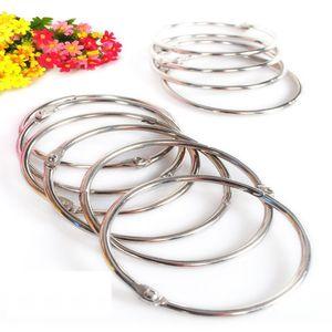 Clips de varilla anillos de metal Ventana de la manera caliente de la ducha barra de la cortina clips clips anillos de cortinas cortina de gancho