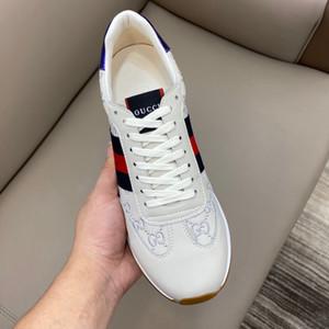 Neue Marke für Männer Casual Schuhe Europa und die schwarze High-End-Stil USA britischen Windherrenschuhe Jugend Trend RD705