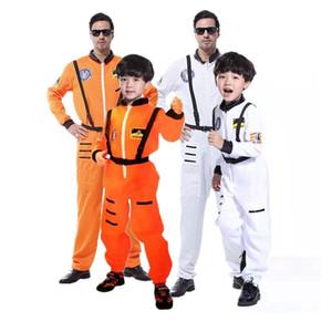 ازياء رائد فضاء الاطفال هالوين البدلة لالكبار بنين الفضاء أطفال تأثيري الزي