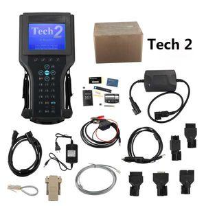 Tech2 스캐너 용 GM tech2 스캐너 (SAAB, GM, OPEL, ISUZU, SUZUKI, HOLDEN 용) 용 Tech2 Vetronix 풀 세트 진단 도구