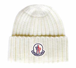 Nueva Francia hombre de la moda diseñadores sombreros de invierno sombrero de la gorrita tejida de punto de lana, más gorro de terciopelo skullies máscara grueso Fringe beanies sombreros de hombre