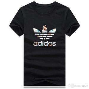 Été 2019 T-shirt T-shirt des femmes de luxe concepteur de vêtements pour hommes vêtements haut design populaire tee haut de la marque à manches courtes monographique