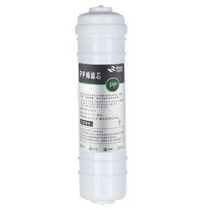 10''Quick توصيل تصفية البولي بروبلين الرواسب تصفية المياه خرطوشة PP تصفية استبدال المنزلية