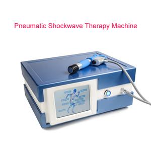 Bon effet !!! La douleur plus puissant traitement Electri Shockwave Therapy Equipment Bullet Barrel Shock Wave Therapy UE Tax Free machine CE